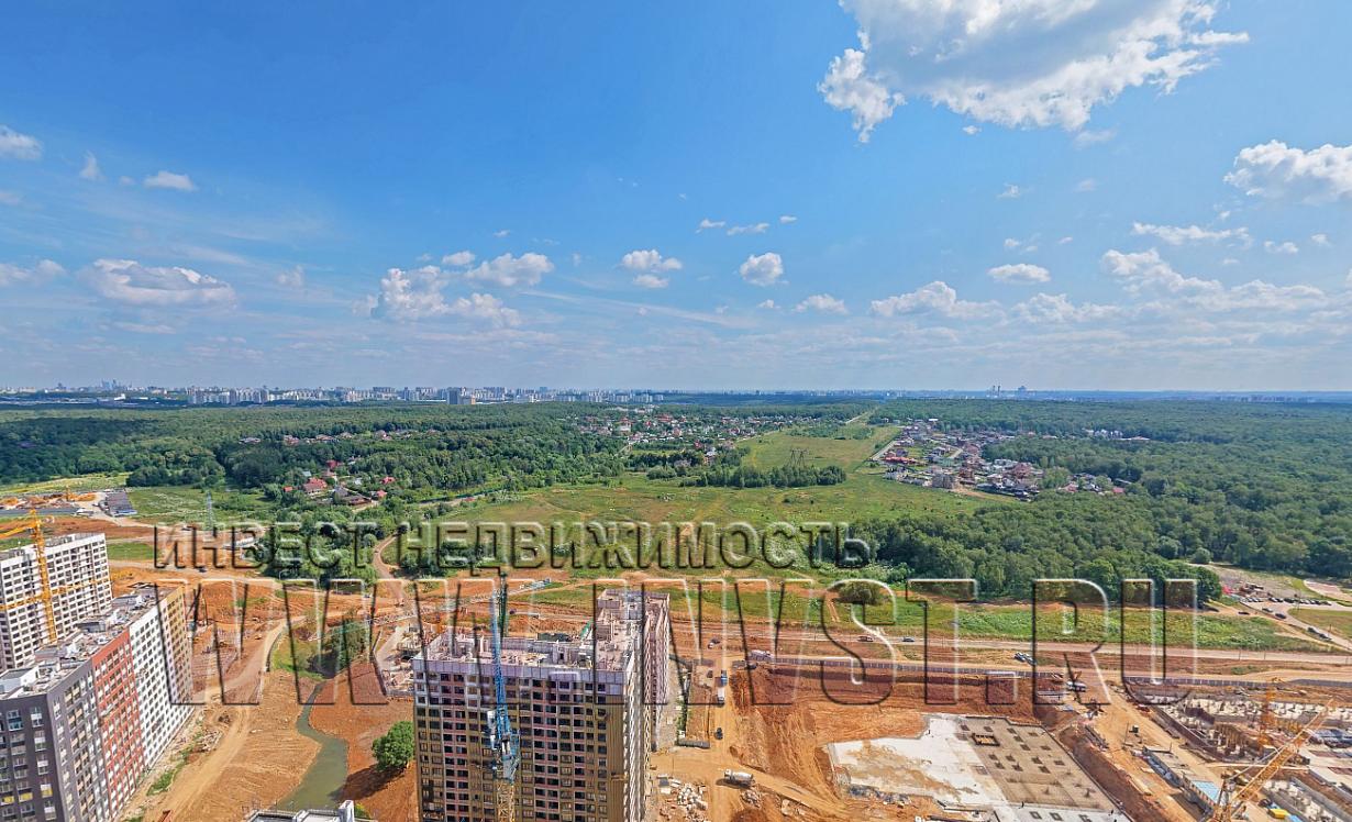 участок под жилищное строительство